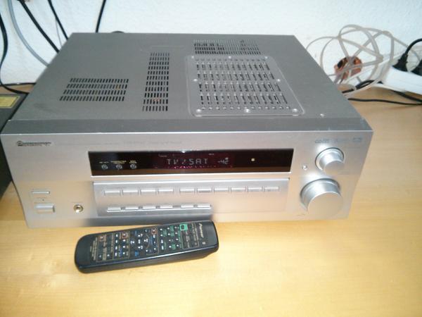 pioneer vsx d510 digital receiver in iggingen verst rker equalizer receiver kaufen und. Black Bedroom Furniture Sets. Home Design Ideas