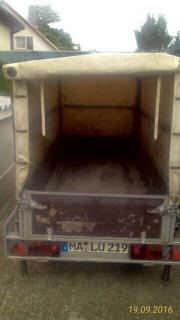 PKW Anhänger 750