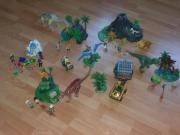 Playmobil Dinosaurierwelt mit