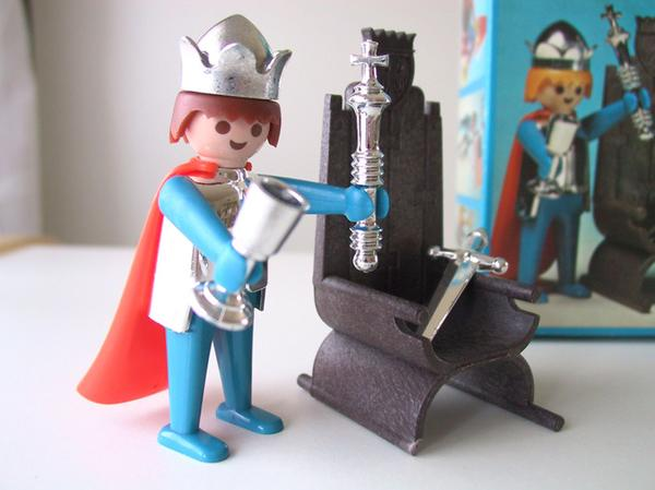 Playmobil *Klicky* Knig &raquo; Spielzeug: Lego, Playmobil
