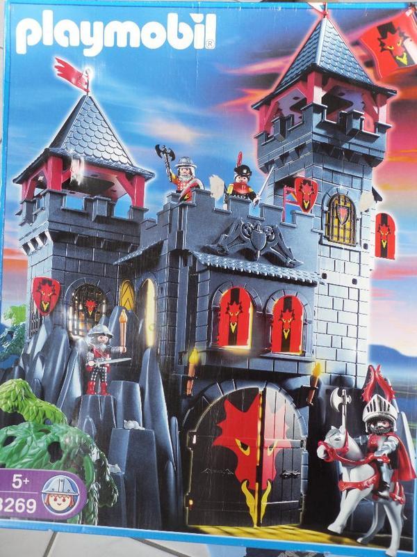 Ritterburg Holz Oder Playmobil ~ Playmobil Ritterburg 3269  » Spielzeug Lego, Playmobil