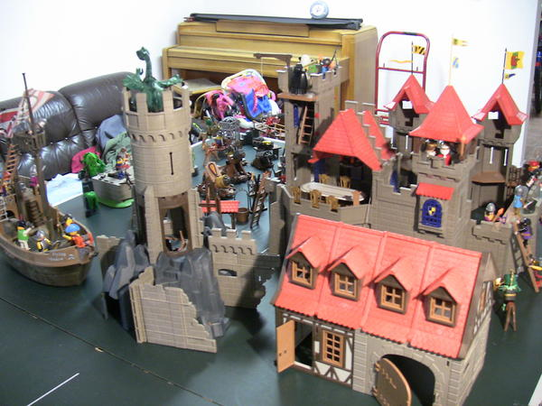 Playmobil ritterburg in reutlingen spielzeug lego
