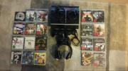 Playstation 3 + Zubehör +