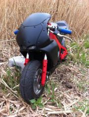 Pocket Bike f-
