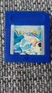 Pokemon Blau Nintendo