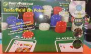 Pokerset Texas hold