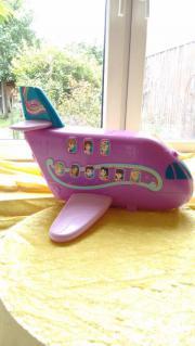 Polly Pocket Flurgzeug