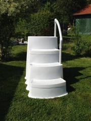 pooltreppe kaufen gebraucht und g nstig. Black Bedroom Furniture Sets. Home Design Ideas