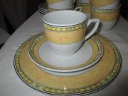 Porzellan-Kaffeservice für