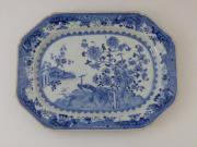 Porzellan Platte China