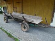 Pritschenwagen, Langholzwagen, modular