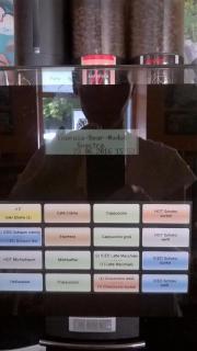 Profi KaffeeVollautomat (Franke