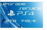 PS4-PRO Speicherupgrade
