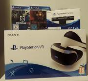 PS4 VR Headset