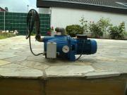 Pumpe für Hauswasserwerk