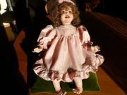 Puppe, Handarbeit, 52cm,