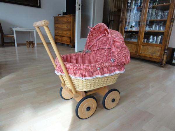 Puppenwagen Holz Kleinanzeigen ~ Puppenwagen Holz » Sonstiges Kinderspielzeug