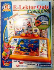 Quiz Champion-Clementoni