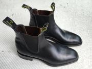 R.M.Williams Craftsman Schuh, schwarz, Ledersohle, schmale Weite F, Größe 8,0 (42), neuwertig R.M. Williams Chelsea Boot, Craftsman, schwarz, Ledersohle, Breite schmal: F, Größe 42 (8,0), neuwertig, nur 4x getragen, Der Schuh wird aus einem ... 320,- D-83 - R.M.Williams Craftsman Schuh, schwarz, Ledersohle, schmale Weite F, Größe 8,0 (42), neuwertig R.M. Williams Chelsea Boot, Craftsman, schwarz, Ledersohle, Breite schmal: F, Größe 42 (8,0), neuwertig, nur 4x getragen, Der Schuh wird aus einem