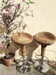 barhocker rattan haushalt m bel gebraucht und neu kaufen. Black Bedroom Furniture Sets. Home Design Ideas