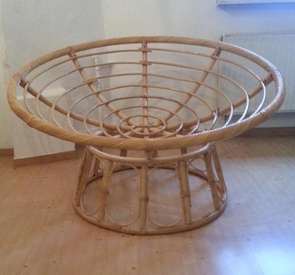 rattan korbsessel ohne auflage in mannheim polster sessel couch kaufen und verkaufen ber. Black Bedroom Furniture Sets. Home Design Ideas