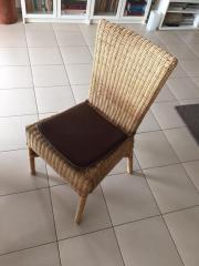 rattanstuhl haushalt m bel gebraucht und neu kaufen. Black Bedroom Furniture Sets. Home Design Ideas