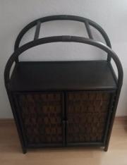 rattanschrank haushalt m bel gebraucht kaufen oder. Black Bedroom Furniture Sets. Home Design Ideas