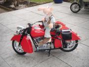 RC 13 Motorrad