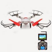 RC FPV Quadrocopter