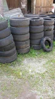 Reifen altreifen mit