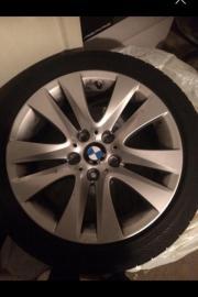 Reifen mit Felgen Verkaufe Original BMW Reifen mit Felgen. Felgengröße 225/45/R17 Profile haben noch ca. 5-6 mm. VHB 410,- D-67071Ludwigshafen Heute, 11:53 Uhr, Ludwigshafen - Reifen mit Felgen Verkaufe Original BMW Reifen mit Felgen. Felgengröße 225/45/R17 Profile haben noch ca. 5-6 mm. VHB