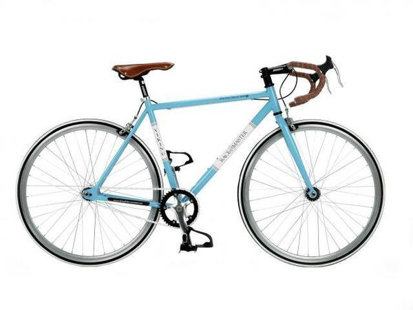 Fixie und Singlespeed Fahrr der von bonvelo