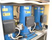 Reparatur Klimaanlage Kühlhaus