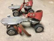 Retro-Rollschuhe mit