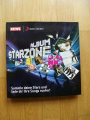 REWE Starzone - Sammelalbum
