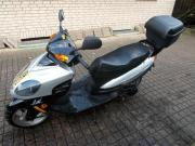 Rex Motorroller 125
