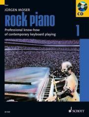 Rock-Piano 1. Inkl. CD Grundlagen des professionellen Keyboard-Spiels in Pop und Rock Hier ist das wohl erfolgreichste Lehrbuch für alle angehenden Rock-Keyboarder. Wenn Sie sich schon ... 20,- D-67059Ludwigshafen Friesenheim Heute, 21:43 Uhr, Ludwigshafe - Rock-Piano 1. Inkl. CD Grundlagen des professionellen Keyboard-Spiels in Pop und Rock Hier ist das wohl erfolgreichste Lehrbuch für alle angehenden Rock-Keyboarder. Wenn Sie sich schon