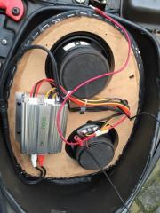 Roller Helmfachanlage