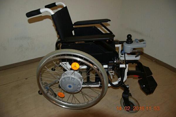 rollstuhl mit e fix antrieb in dresden medizinische hilfsmittel rollst hle kaufen und. Black Bedroom Furniture Sets. Home Design Ideas
