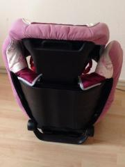 Rosa-Kindersitze