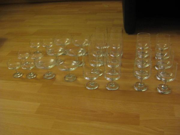 rosenthal gl ser serie variation in kriftel glas. Black Bedroom Furniture Sets. Home Design Ideas