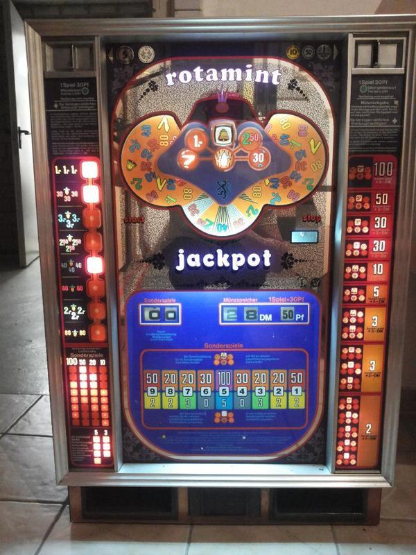 Retro Spielautomat