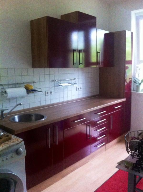 22 Rote Küche Welche Wandfarbe Bilder. Wohnen Und Einrichten Mit ...