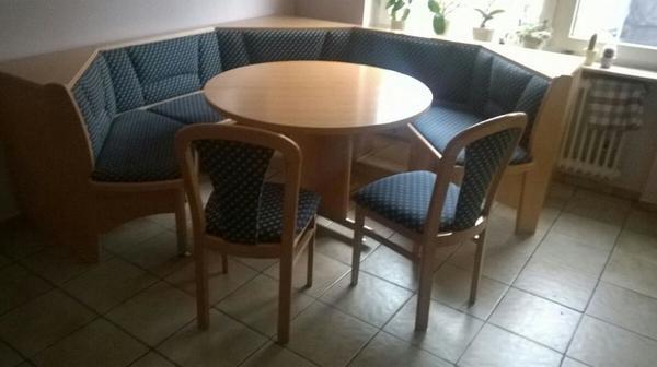 Tisch buch st hle neu und gebraucht kaufen bei for Tischgarnitur esszimmer