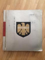 Sammelalbum Reichswehr