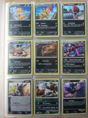 Sammlungsauflösung 468 Pokemon