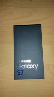 Samsung s7 schwarz