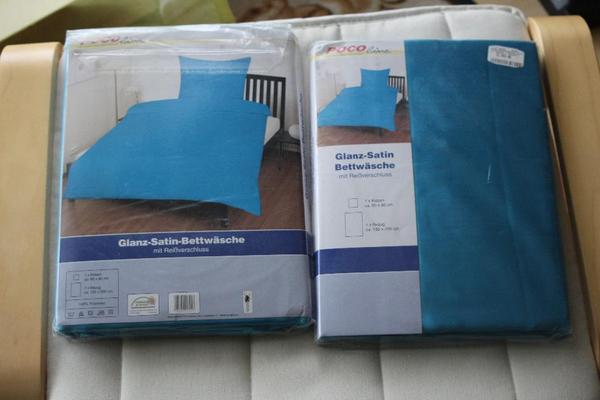 satin bettw sche ovp in n rnberg matratzen rost bettzeug kaufen und verkaufen ber private. Black Bedroom Furniture Sets. Home Design Ideas