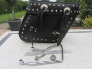 Sattteltaschen für Chopper,
