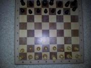 Schachspiel - Brett und